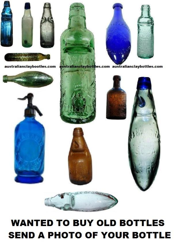 dating old bottles australia There are four important characteristics for dating bottles: -mold seams -finish types -closures -glass color because bottle-making technology changed over time, it is often possible to determine roughly when a before the modern bottle- making machine, bottles were blown – first free-blown, and then in various kinds.