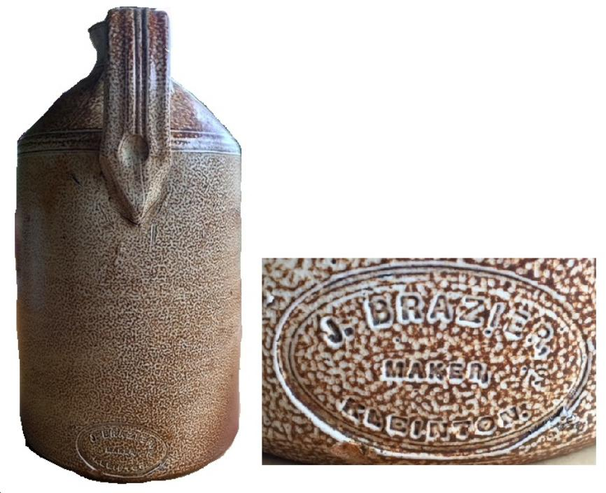 australian potter's stamps and marks